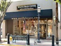 wolfe's baldwin brass center